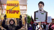 Canada vs. U.S.: Will Trudeau or Trump lose their leadership first?