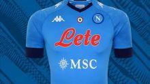 Foot - ITA - Naples - Les maillots de Naples pour la saison 2020-2021 dévoilés