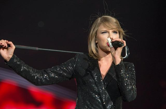 Apple Music's Taylor Swift concert exclusive is one big bet