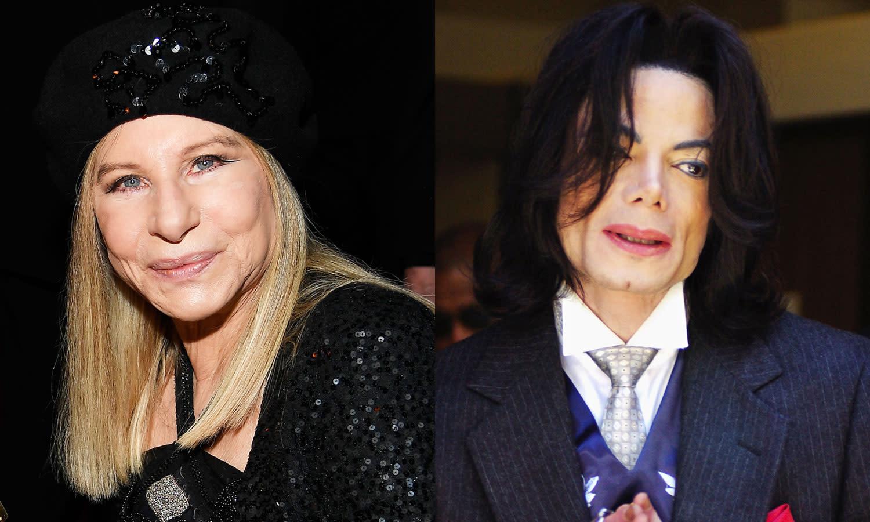 33ee1556 Barbra Streisand believes 'Leaving Neverland' claims, but feels 'bad' for Michael  Jackson