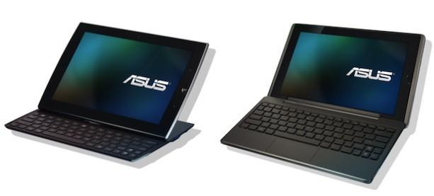 ASUS Eee Pad Slider and Transformer arrive for those that can't imagine using a tablet without a physical keyboard