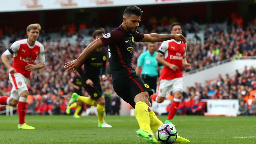 Arsenal y el City quedaron a mano en Londres