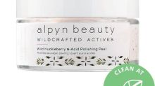 My Skin Is Highly Reactive, but It's Got Nothing but Love For Alpyn Beauty's New Peel