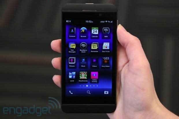 BlackBerry 10.2 OS update brings emojis, level 1 notifications plus alarm features