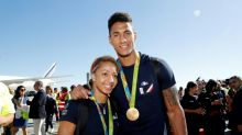 Le couple en or de la boxe Mossely-Yoka attend son premier enfant