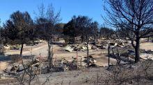 """Incendie à Martigues: """"On a l'impression d'être sur la Lune"""", témoignent les clients d'un camping ravagé par les flammes"""