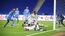 Foot - L1 - Ligue1:à dix contre onze, l'OM résiste à l'OL