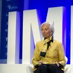 IMF's Lagarde: Trade tensions threaten global economy