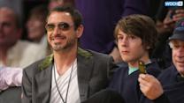 Robert Downey Jr's Son Indio Charged With Felony Drug Possession