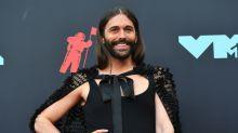 Queer Eye's Jonathan Van Ness dubbed a 'queen' for gender-fluid VMAs look