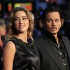 Johnny Depp opens up about coping with divorce from Amber Heard: 'I couldn't take the pain every day'