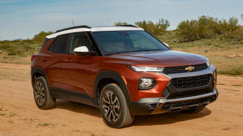 2021 chevrolet trailblazer first drive  and then there