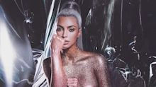 Kim Kardashian copia a Beyoncé con foto al desnudo