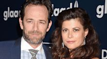 Luke Perry had sent out 'save the date' invites for his summer wedding