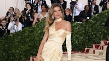 Gisele Bündchen shows off her all-natural beauty in book cover reveal