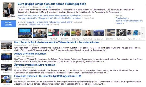 Google News in Germany asks publishers to opt-in for indexing, sidesteps copyright fees