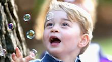 Seven ways Prince George's life is better than the average 7-year-old's