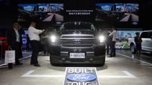 Ford may consider making branded pickups in China if cities open more