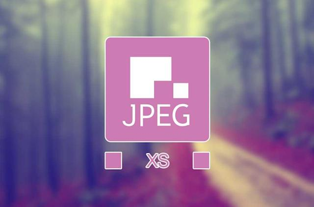 Low-latency JPEG XS format is optimized for live streaming and VR