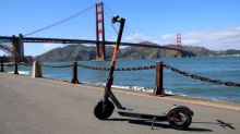 Electric scooters are flooding California, and they'll be on your sidewalks soon