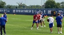 New York Giants Training Camp Practice Report: Day 5