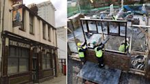 Historic Welsh pub knocked down for property is rebuilt brick-by-brick in museum after fundraiser