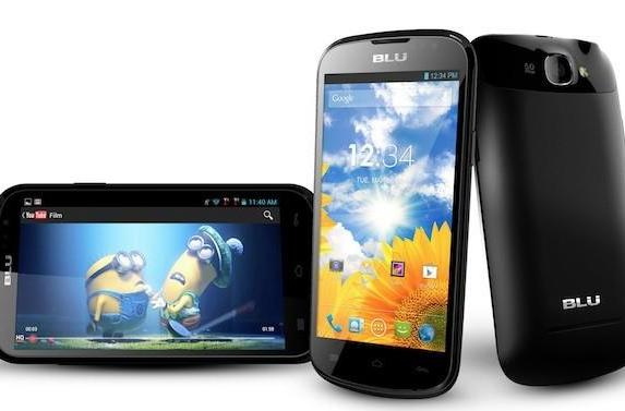 BLU Dash 4.5 offers quad-core Android 4.2 action for $139 unsubsidized