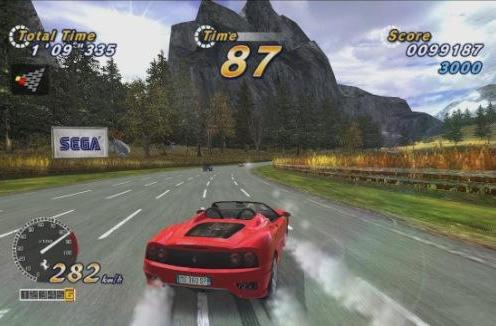 This Wednesday: Burn rubber in Outrun Online Arcade on XBLA