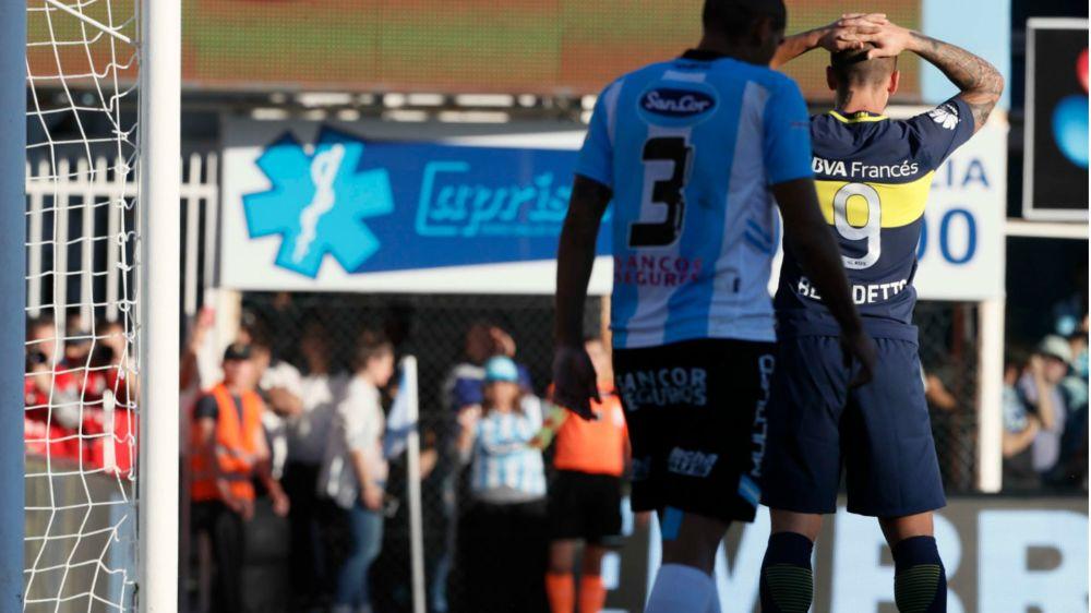 ¿Boca perdió su poderío goleador?