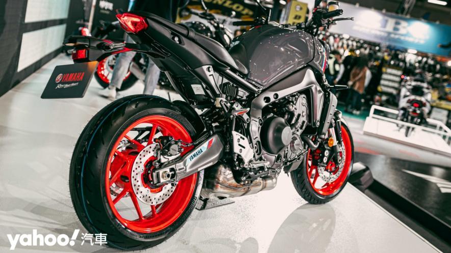 嶄新的黑暗家族第三世代!Yamaha全新2021 MT-09、MT-07正式發表! - 5