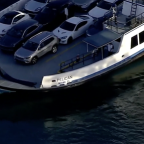 Two women drown after car rolls off ferry from Miami's exclusive Fisher Island