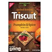 Triscuit to Launch Limited Edition Pumpkin & Spice Flavor