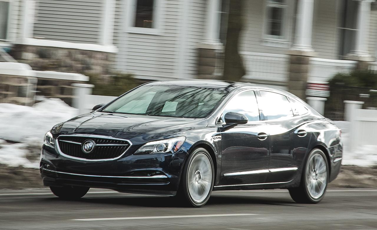 2017 buick lacrosse awd. Black Bedroom Furniture Sets. Home Design Ideas
