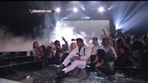 Injured Fan Considers Suing Miguel