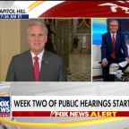 Rep. McCarthy: Democrats can't beat Trump so they feel they have to impeach him