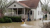 Midwestern river cities brace for floodwaters