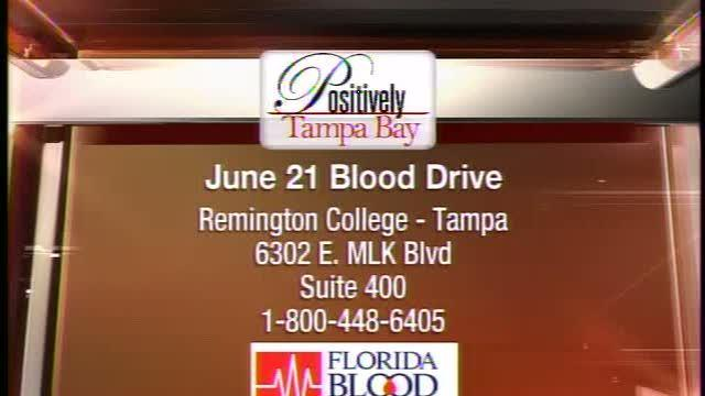 Positively Tampa Bay: Minority Blood Donors