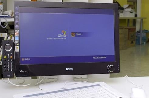 BenQ's nScreen i91 all-in-one PC gets the hands-on treatment
