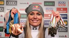 Lindsey Vonn to launch cosmetic line for 'the active woman'