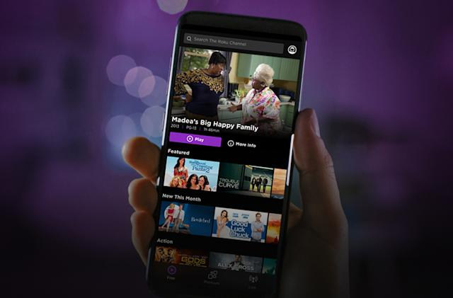Roku adds AMC+ to its streaming channel