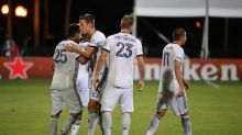 No new COVID-19 positives among teams in MLS bubble