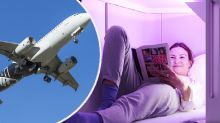Airline unveils game-changing economy 'bed' for long-haul flights