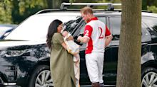 Prince Harry and Meghan Markle 'flew to Ibiza on private jet' for Archie's first holiday