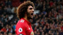 Manchester United's Marouane Fellaini sues New Balance over 'defective' boots that 'damaged his feet'