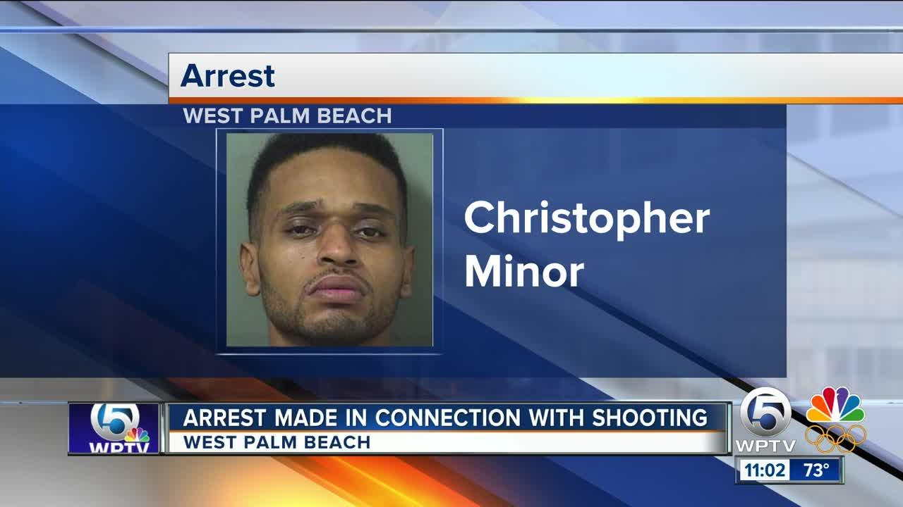 Arrest made in connection with West Palm Beach shooting