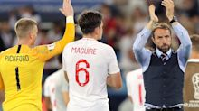 England v Belgium in pictures, as the Three Lions finish second