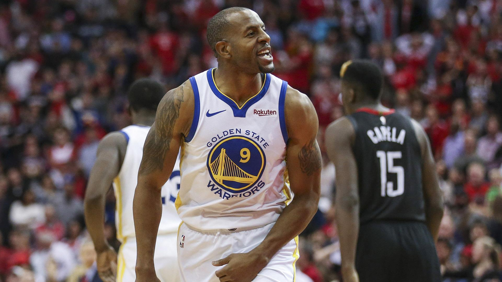 b5a5de15e607 Andre Iguodala will be key for Warriors to get past James Harden ...