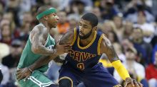 Cleveland sets up for now, eyes future in Kyrie Irving-Isaiah Thomas swap