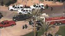 Phoenix police: 3 shot at office complex
