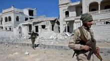 Syria rebels announce capture of Al-Bab from IS